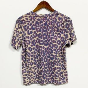 Anthropologie Tops - Sol Angeles x Anthropologie Leopard Print Tee M